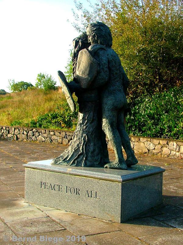 Pease for all in Belturbet - county Cavan