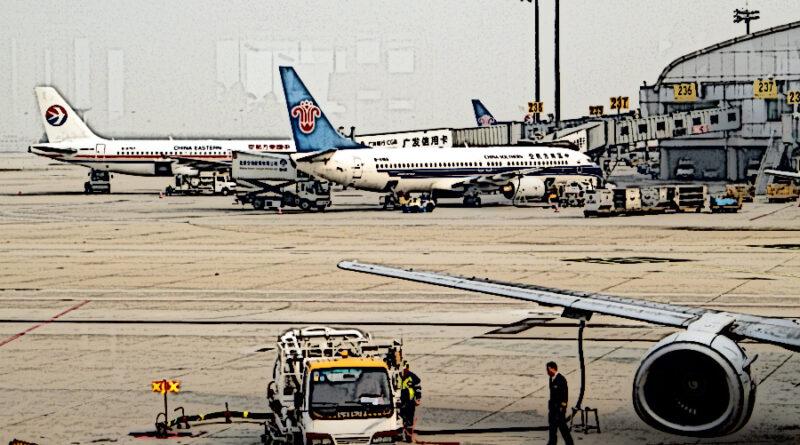 Flughafen Beijing (ne, echt jetzt)