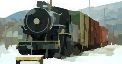 Schneewittchens Dampfbahn