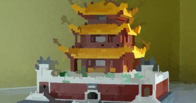 Der Turm mit dem Helm